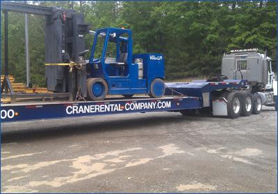 Crane Rental Company, Inc  - Washington D C , Maryland